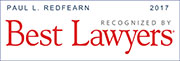 Paul L. Redfearn |Recognized By Best Lawyers  | 2017